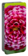 Chick A Dee Dahlia Portable Battery Charger