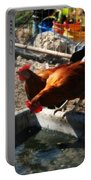 Chicken A La Carte Portable Battery Charger