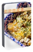 Chicken Cheese Potato Casserole Portable Battery Charger