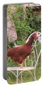 Chicken In The Chair Portable Battery Charger