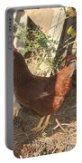 Chickens In The Pin Portable Battery Charger