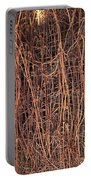 Chickenwire Rusty Portable Battery Charger