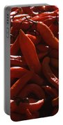 Chiclayo Peppers #1 Portable Battery Charger