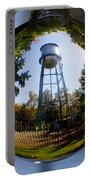 Chico Water Tower Portable Battery Charger