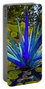 Chihuly Lily Pond Portable Battery Charger