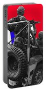 child soldier 100th anniversary parade nogales Arizona 1980-2012 Portable Battery Charger