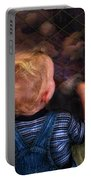 Children - Look At The Baby Portable Battery Charger