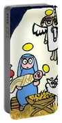 Children's School Nativity Play Portable Battery Charger