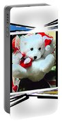 Child's Teddy Bear Portable Battery Charger