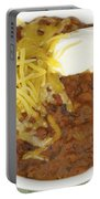 Chili Con Carne Portable Battery Charger