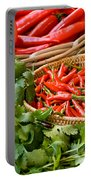 Chillies 04 Portable Battery Charger