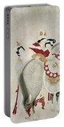 China Concubine & Horse Portable Battery Charger