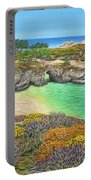 China Cove Paradise Portable Battery Charger