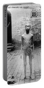 China Famine Victim Portable Battery Charger