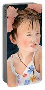 China Doll Portable Battery Charger