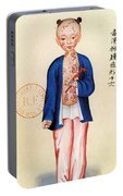 China Smallpox Portable Battery Charger
