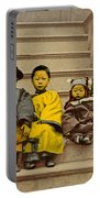 Chinatown Family Portable Battery Charger