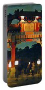 Chinese Entrance Arch Portable Battery Charger