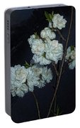 Chinese Flowers Portable Battery Charger