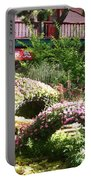 Chinese Garden Portable Battery Charger