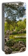 Chinese Garden Bridge Portable Battery Charger