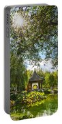 Chinese Garden Sun Portable Battery Charger