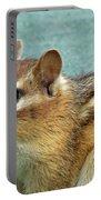 Chipmunk Portrait Portable Battery Charger
