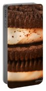 Chocolate Cookies Portable Battery Charger
