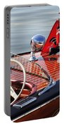 Chris Craft Deluxe Runabout Portable Battery Charger