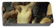 Christ Between The Two Thieves, 1620 Portable Battery Charger