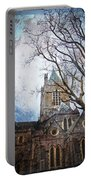 Christ Church Cathedral Dublin Portable Battery Charger