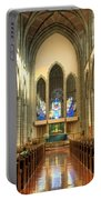 Christ Church Cathedral Victoria British Columbia Portable Battery Charger