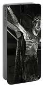Christ Of Salardu - Bw Portable Battery Charger