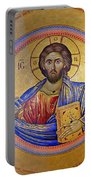 Christ Pantocrator -- No.4 Portable Battery Charger