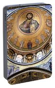 Christ Pantocrator -- No.5 Portable Battery Charger