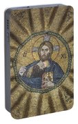 Christ Pantocrator Surrounded By The Prophets Of The Old Testament 2 Portable Battery Charger