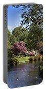 Christchurch Botanic Gardens New Zealand Portable Battery Charger