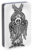 Christianity Tetramorph Portable Battery Charger
