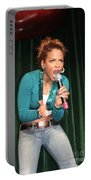 Singer Christina Milian Portable Battery Charger