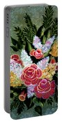 Christina's Bouquet Portable Battery Charger