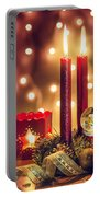 Christmas Ambiance Portable Battery Charger