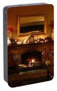 Christmas At The Pub Portable Battery Charger