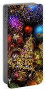 Christmas Beauty Portable Battery Charger