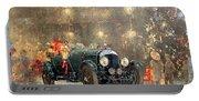 Christmas Bentley Portable Battery Charger