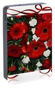 Christmas Bouquet  Portable Battery Charger