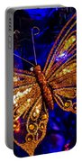 Christmas Butterfly Portable Battery Charger