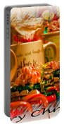 Christmas Candies Portable Battery Charger