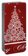 Christmas Card 12 Portable Battery Charger