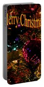 Christmas Card 3 Portable Battery Charger