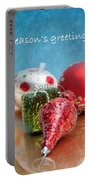 Christmas Card 6 Portable Battery Charger